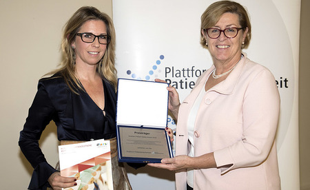Plattform Patientensicherheit, Vergabe 'Austrian Patient Safety Awards 2019', Wien KH Nord
