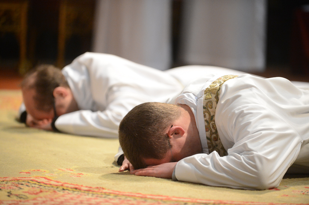 Liegende / Prostratio