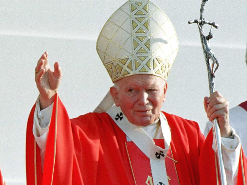 Papst Johannes Paul Der 2