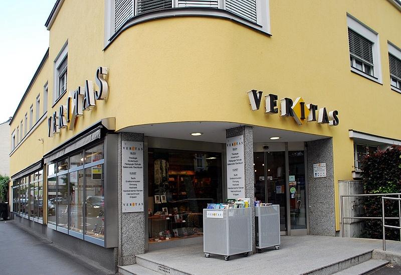 25 Jährige Kauft Linzer Traditions Buchhandlung Veritas