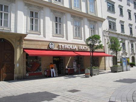 100 Jahre Tyrolia Buchhandlung Am Wiener Stephansplatz