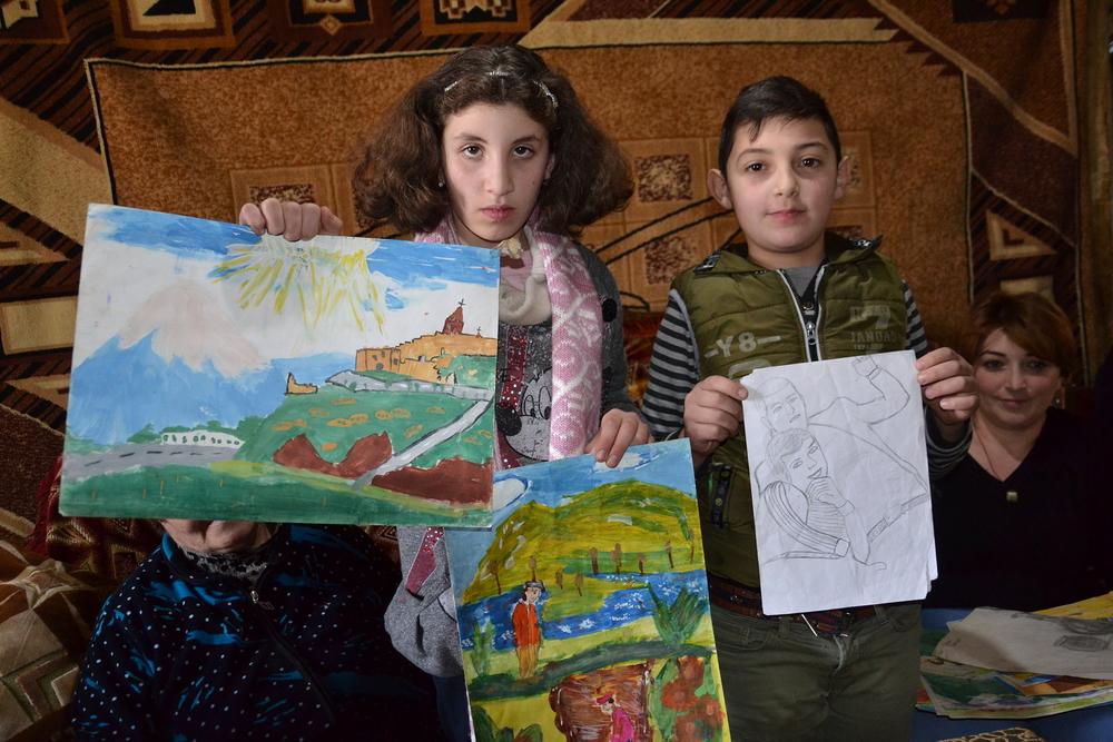 Hilfe Fur Die Kinder In Armenien